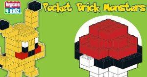 Brick Pocket Monsters