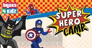 Bricks 4 Kidz Hero Week