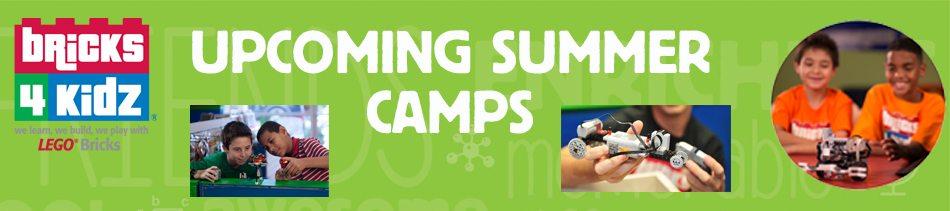 Bricks 4 Kidz Summer Camps