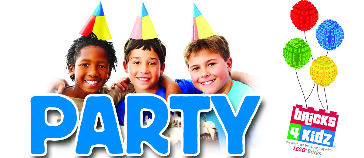 AWESOME Parties with LEGO Bricks for Kids Hassle free