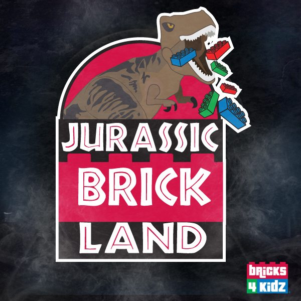 FB -Jurassic Brick Land- Timeline Ad Image 600 x 600