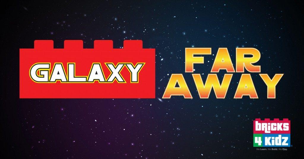 Galaxy Far Away Logo + B4K