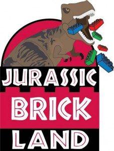 Jurassic-Brick-Land