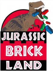 Jurassic Brick Logo