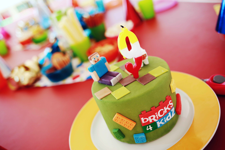Birthday Party Lego