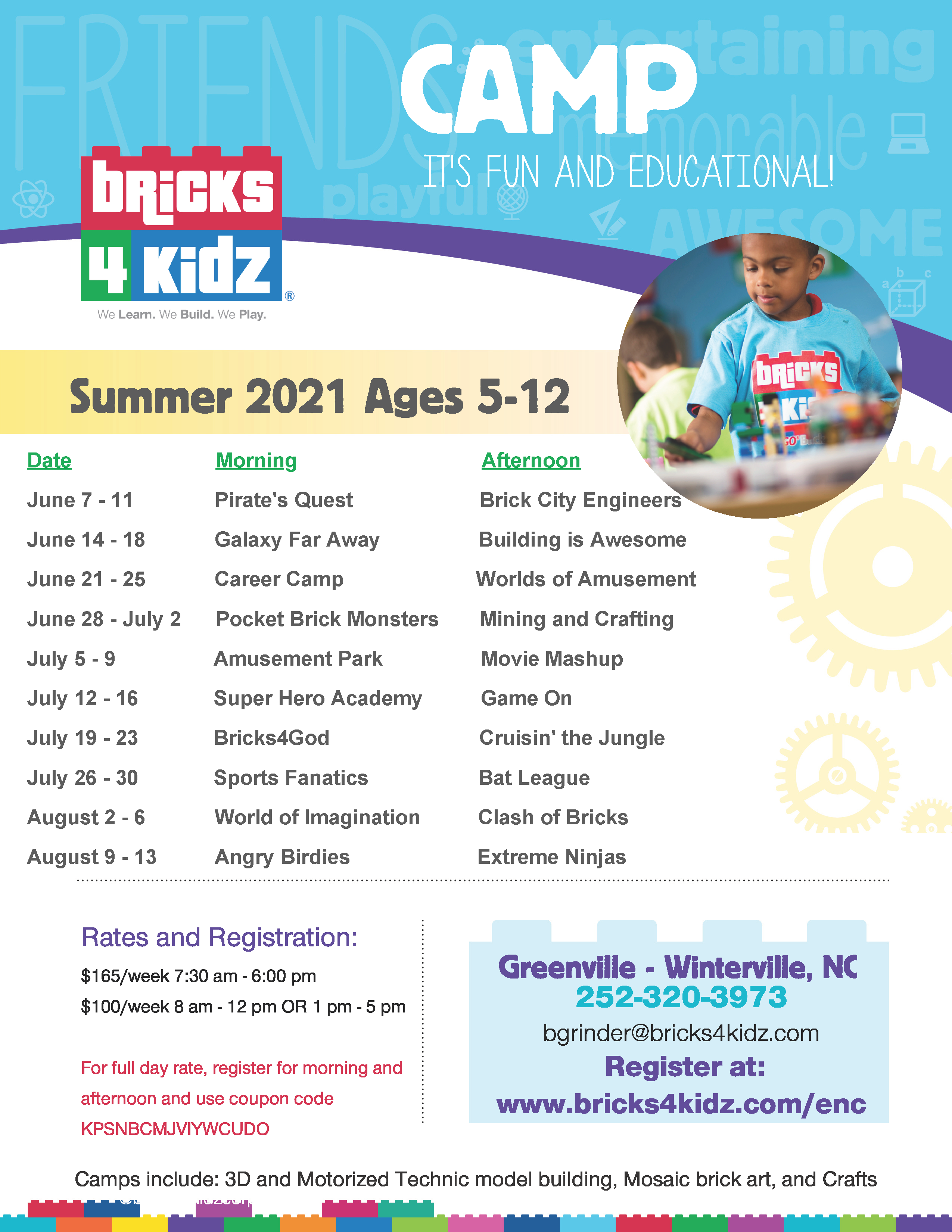 2021 Greenville Nc Christmas Show Coupons Summer Camps Northcarolina Greenville Winterville