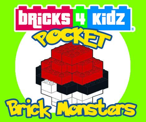 Pocket Brick Monsters
