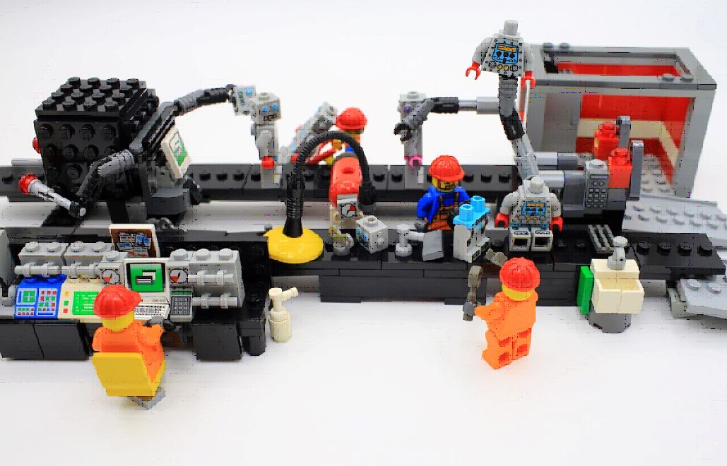 Why robotics classes for children should embrace creativity