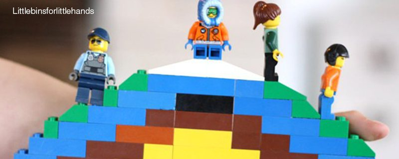 5 fun ways to explore the earth with LEGO Bricks