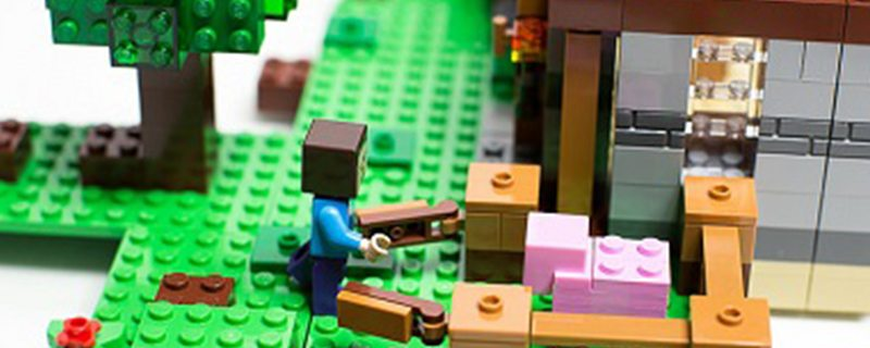 Building credibility: LEGO Group models own innovative behavior