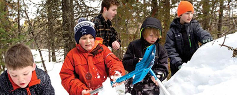 When the snow flies, try some of these STEM-inspired winter activities