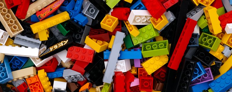For the ultimate STEM challenge, design a scale model from LEGO Bricks