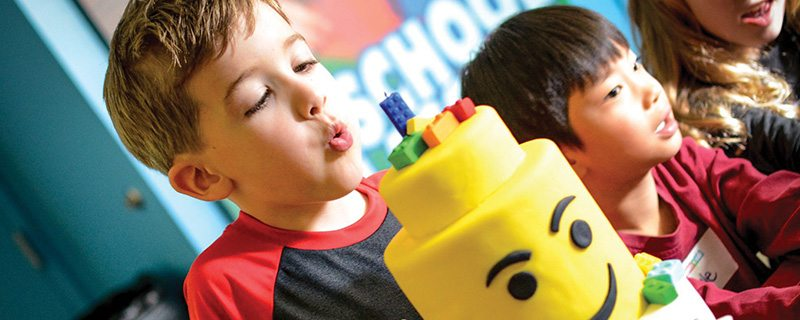 3 ways Bricks 4 Kidz can help your child's birthday bash snap into place
